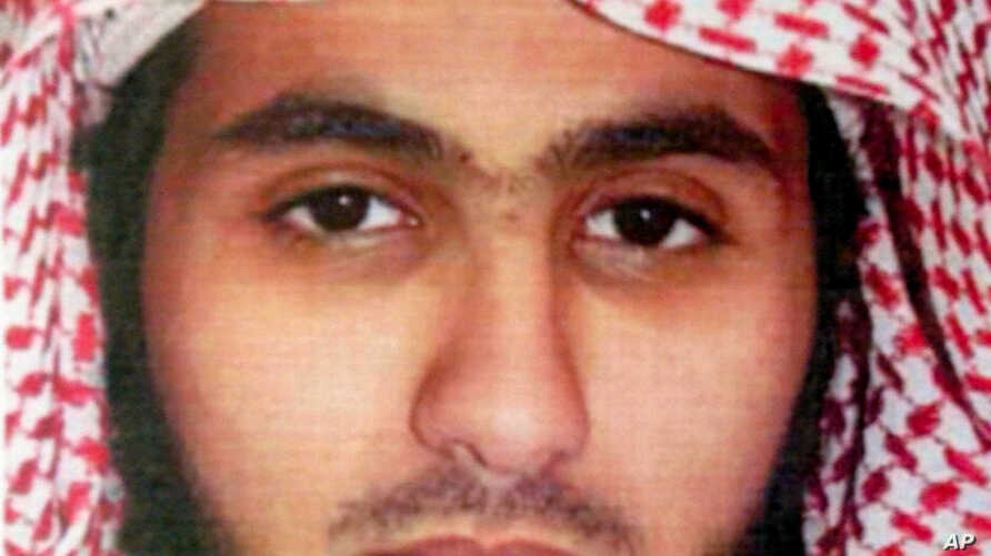 File - Fahad Suleiman Abdulmohsen al-Gabbaa, who Kuwaiti authorities on Sunday identified al-Gabbaa as a Saudi citizen who flew into the Gulf nation just hours before he blew himself in an attack on one of Kuwait's oldest Shiite mosques during midday