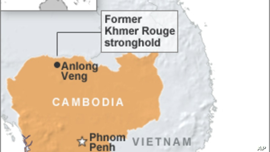 Cambodia Refuses to Seat Swiss Judge at Khmer Rouge Tribunal