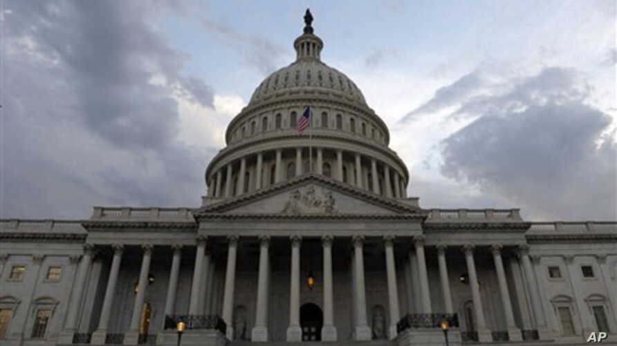 A view of the US Capitol in Washington (File Photo)