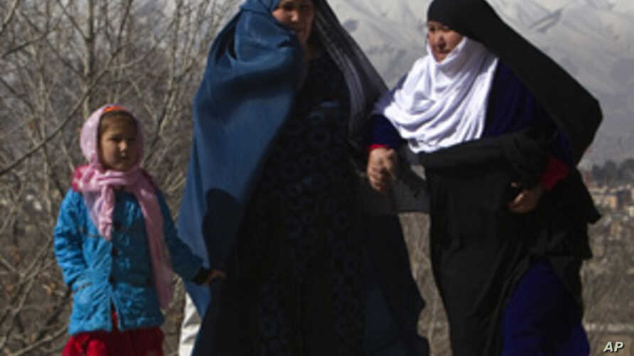 Gains, Setbacks for Women's Equality in Afghanistan, Bangladesh