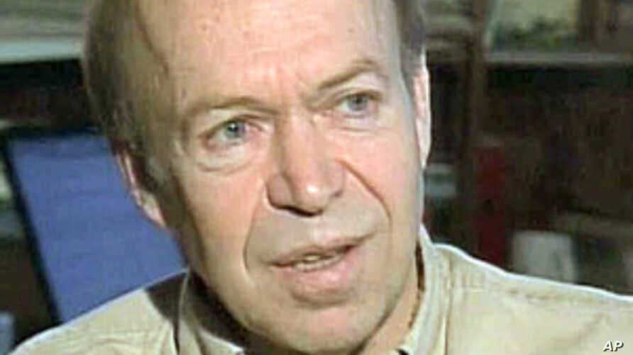 NASA climate scientist James Hansen was among the first to alert the public to the dangers of climate change
