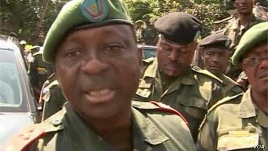 Military Chief Says DRC to Stand Firm Versus Rebels