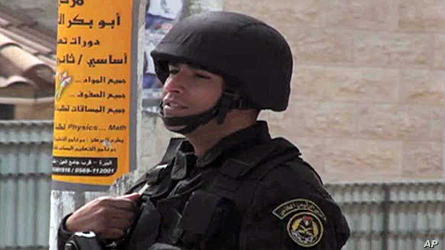 Palestinian security forces have succeeded in creating better security in the West Bank