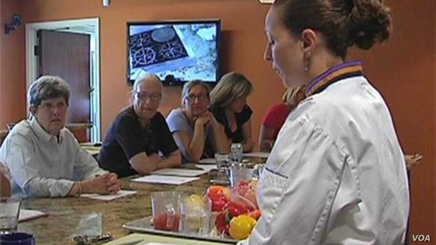 Inspired by Pros,  Home Chefs Spice Up Family Meals