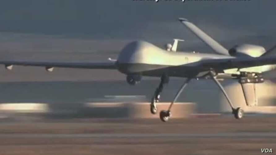 Human Rights Groups Call For Investigation of US Drone Strikes