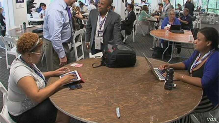 New Media Explosion Makes DNC Most Open Convention