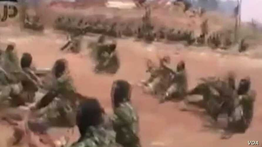 Syrian Opposition Fighters Have Varying Motives