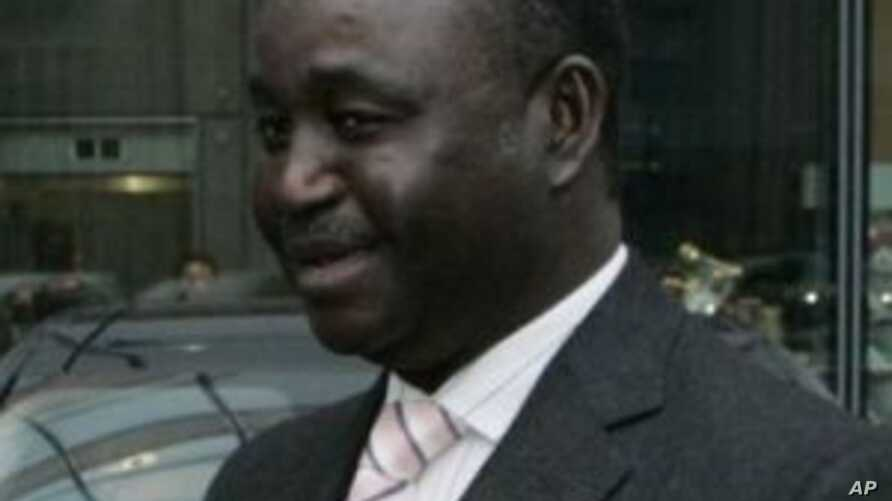 François Bozize, President of the Central African Republic