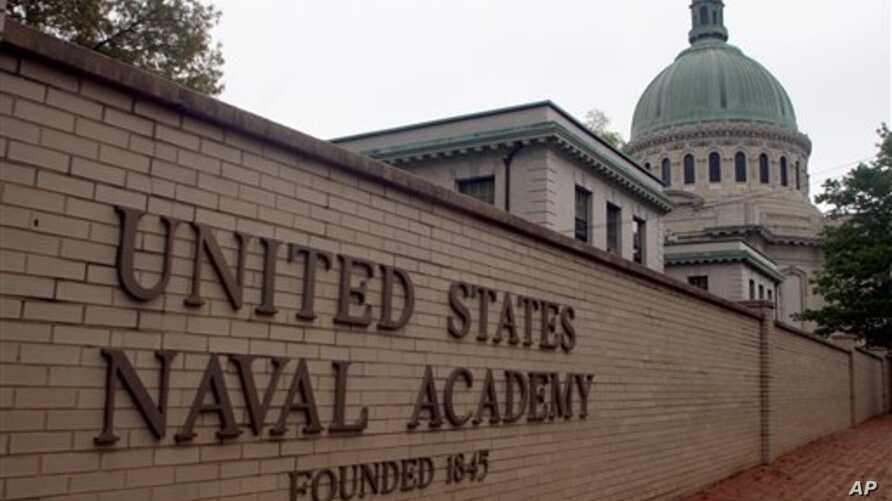 United States Naval Academy in Annapolis, Md., May 7, 2007 file photo.
