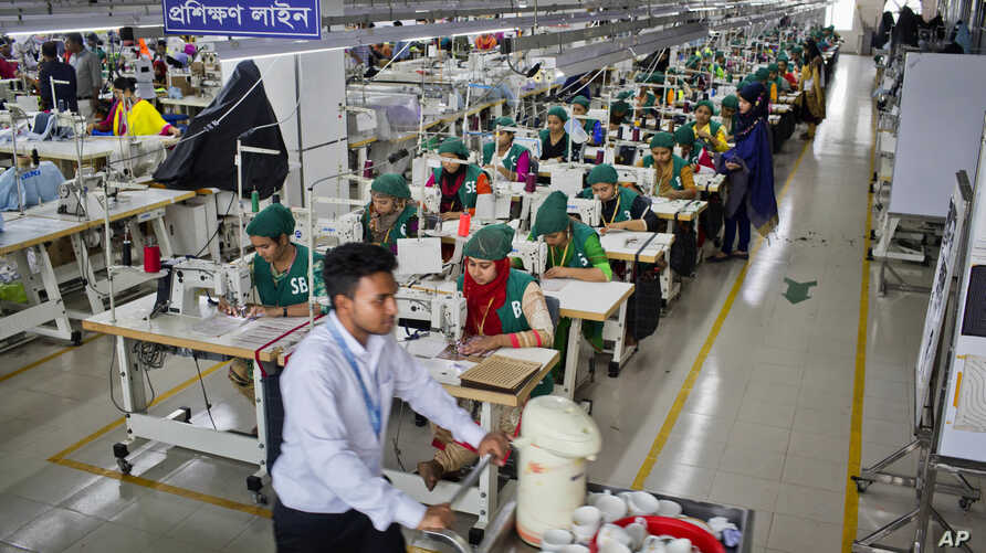 Bangladesh Textile Industry Factory Collapse