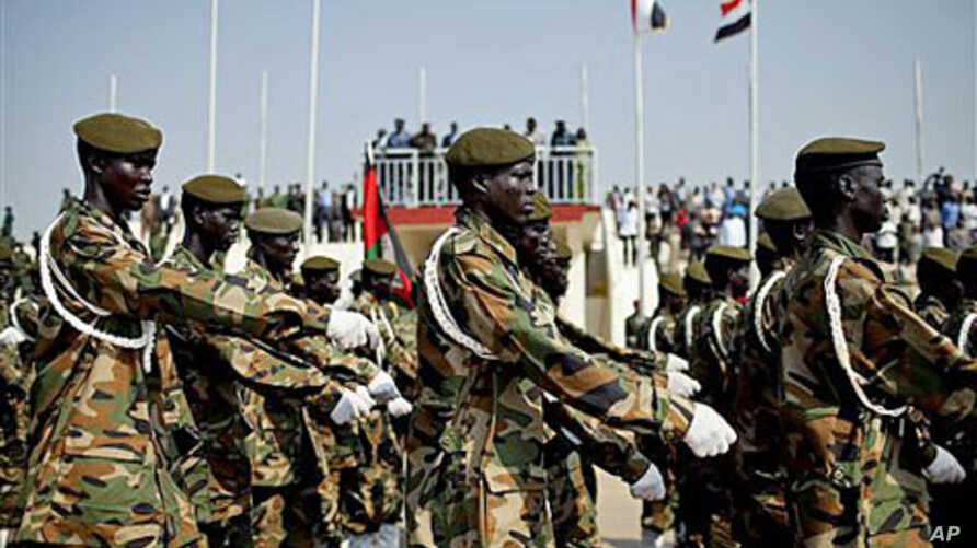North Sudan Army Demobilizes Southern Members | Voice of America - English