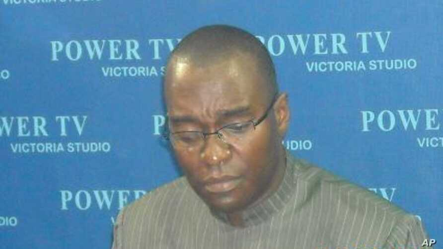 Former Liberian Information Minister Says His Resignation is Not an Admission of Guilt