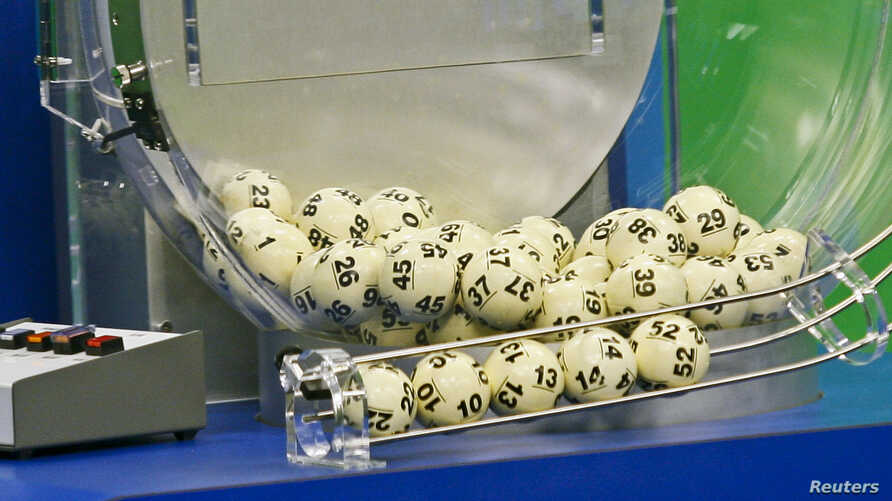 The winning Powerball numbers are shown after being drawn at the Florida Lottery studio in Tallahassee May 18, 2013. The winning numbers are 22, 10, 13, 14, 52, and the Powerball number is 11.