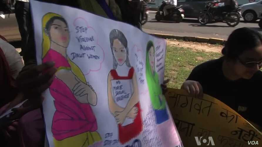 After Gang Rape, India's Women Fight for Change