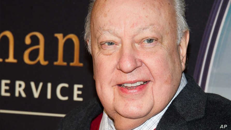 "FILE - Roger Ailes attends a special screening of ""Kingsman: The Secret Service"" in New York."