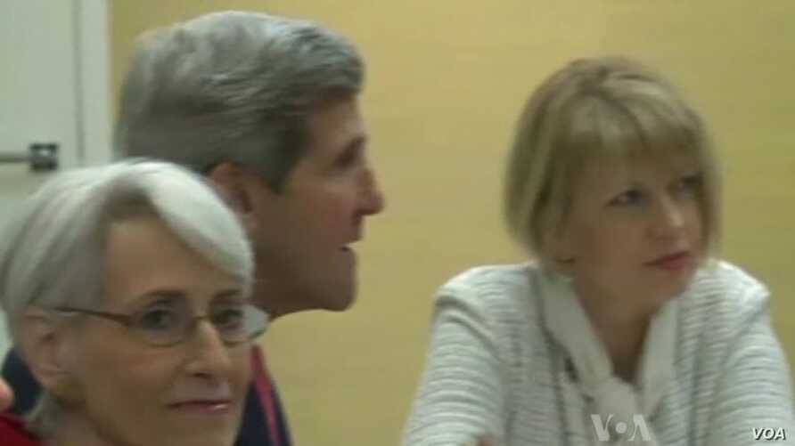 Kerry Urges Senate To Avoid New Sanctions While Iran Talks Continue