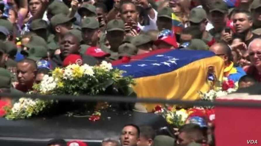 Venezuela-US Relations Unlikely to Change After Chavez