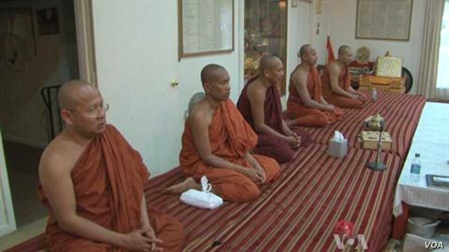 Cambodian-Americans Mourn Death of Former King Sihanouk