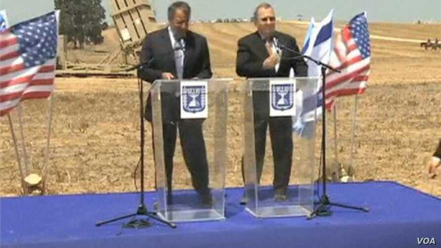 Panetta Wraps Up Middle East Trip