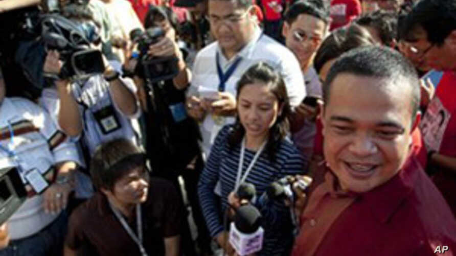 Thai Crackdown on Dissident Radio Stations Draws Ire from Human Rights Watch
