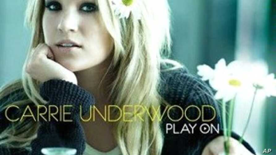 """Carrie Underwood's """"Play On"""" CD"""
