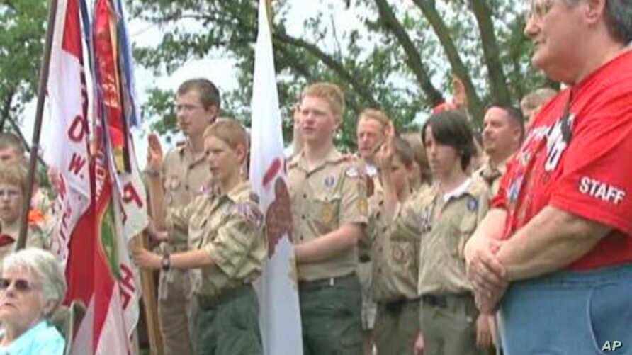 The Boy Scouts are celebrating their 100th Anniversary.