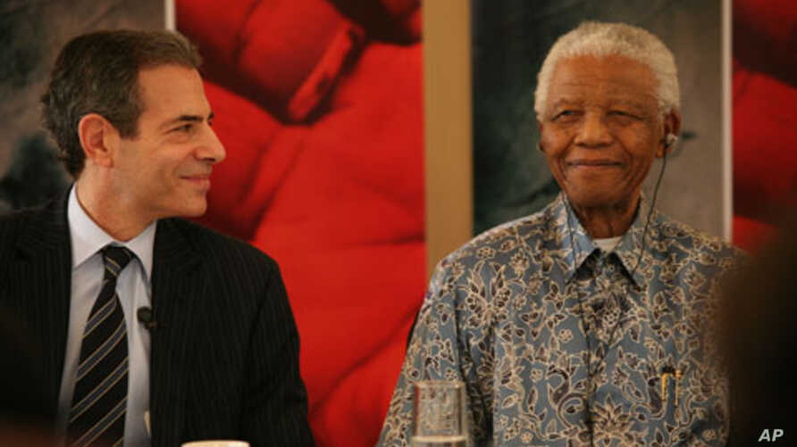 TIME magazine editor Richard Stengel came to know Nelson Mandela as a leader, a freedom fighter and a man.