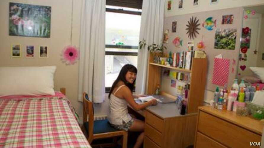 ithaca college dorm