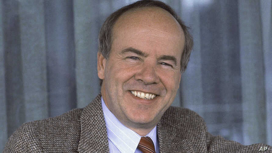 FILE - Tim Conway, the stellar second banana to Carol Burnett who won four Emmy Awards on her TV variety show, died May 14, 2019, in Los Angeles. He was 85.