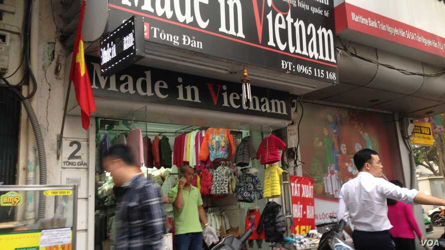 Vietnam hopes that as more of its domestic businesses go global, they will bolster the country's brand.