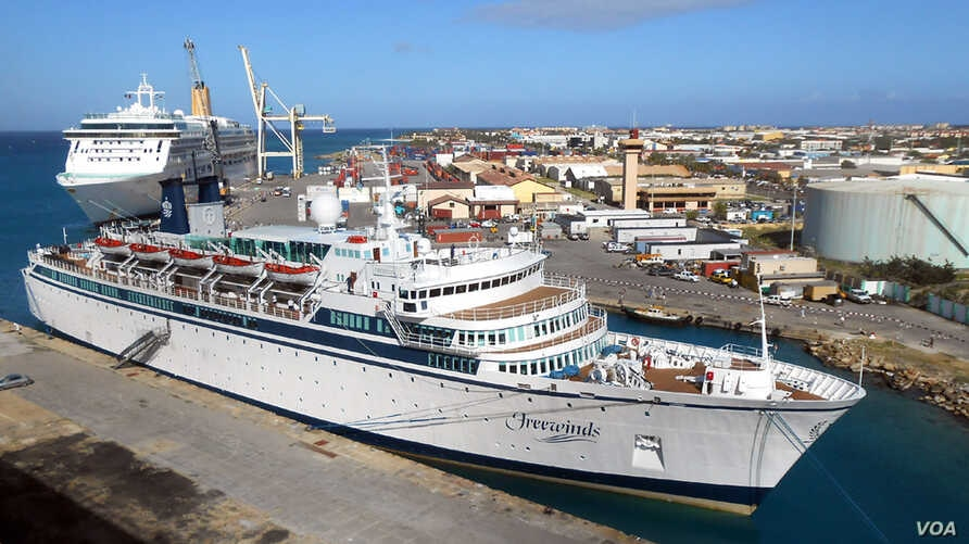 SMV Freewinds is a cruise ship that has been owned by the Church of Scientology since 1985. It currently carries 340 passengers and was built in 1968.