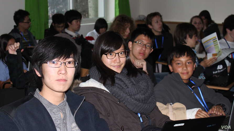 Chinese students and visas