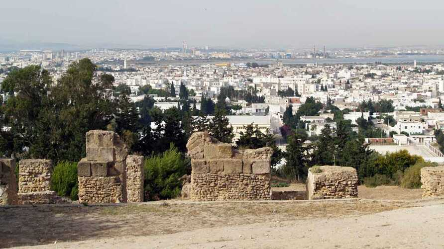 Carthage, Tunisia has undergone a century of urbanization and is an UNESCO World Heritage site. (Wiki Commons)