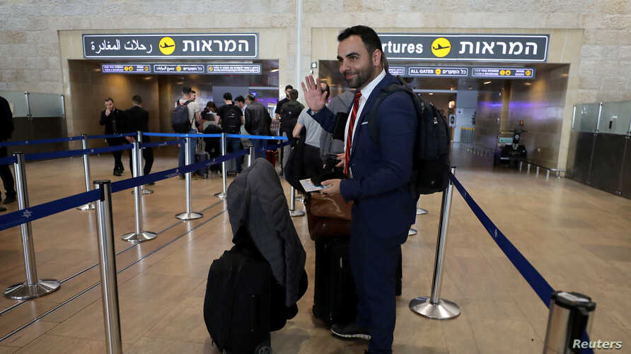 Omar Shakir, a U.S. citizen representing New York-based Human Rights Watch (HRW) in Israel and the Palestinian territories,…