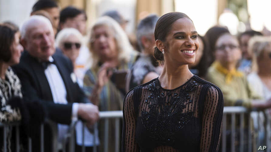 Misty Copeland attends the American Ballet Theatre 2018 Spring Gala at the Metropolitan Opera House on Monday, May 21, 2018, in…