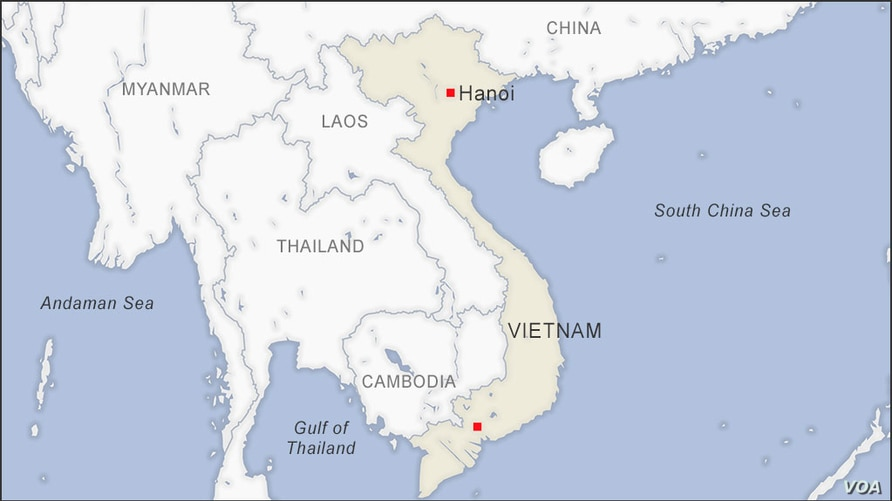vietnam and china map Slow Easing Of Coronavirus Rules In Us Europe Gives Vietnam A vietnam and china map