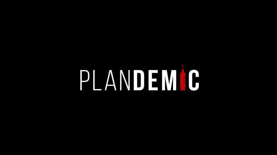 An image from the promotional web site for 'Plandemic', a movie scheduled for release in the summer of 2020. Experts say portions of the film already released make false claims about the COVID-19 pandemic.