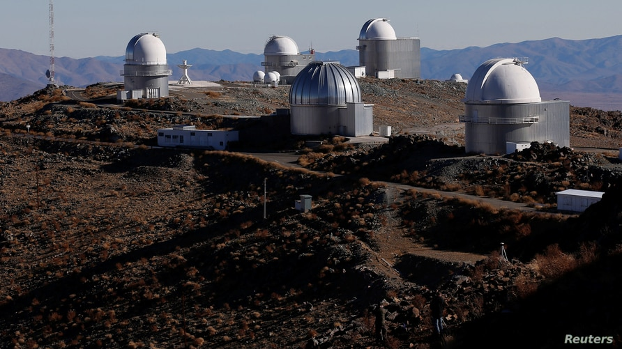 La Silla European Southern Observatory (ESO) is seen at Coquimbo, Chile  July 2, 2019. Picture Taken July 2, 2019. REUTERS…