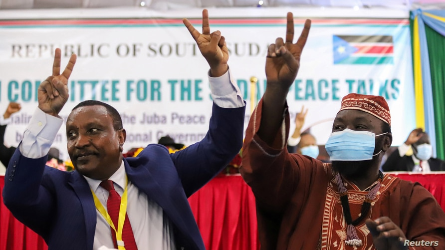 Yasir Arman, the deputy head of the Sudan People's Liberation Movement-North (SPLM-N) and secretary-general Ismail Khamis Jalab…