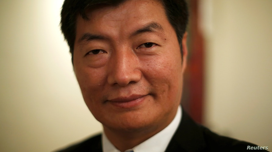 Exiled Tibetan Leader Visits White House for First Time in 60 Years