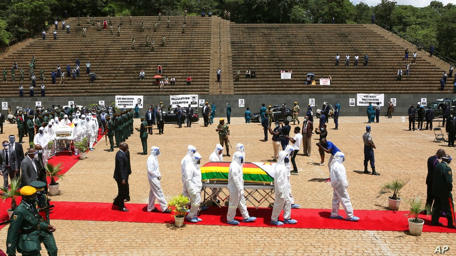 Zimbabweans Blame Government for COVID-19 Deaths of Officials