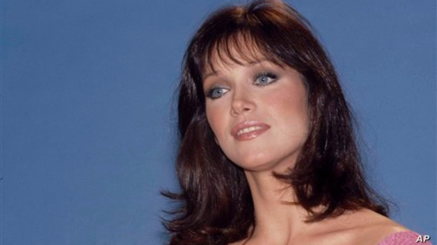 "Tanya Roberts of the TV program ""Charlie's Angels"" is pictured in 1980. (AP Photo)"