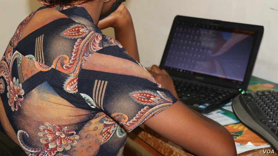 A survivor of unsafe abortion in Malawi. Research shows that many women in Malawi use backstreet abortion. (Lameck Masina/VOA)