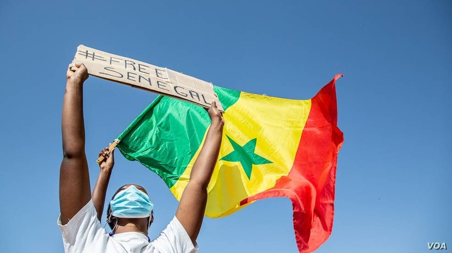 Senegal protests