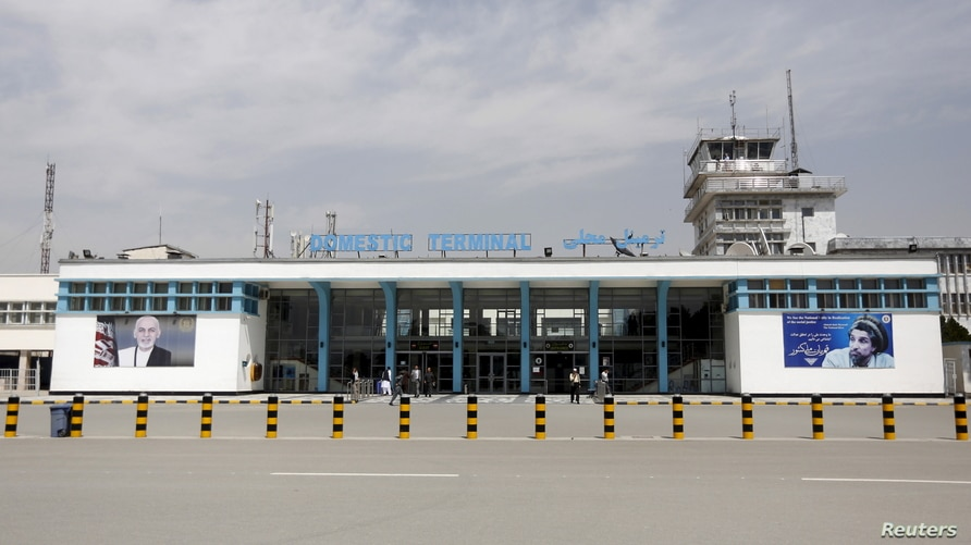 A view of Hamid Karzai International Airport in Kabul, Afghanistan March 29, 2016.  REUTERS/Omar Sobhani