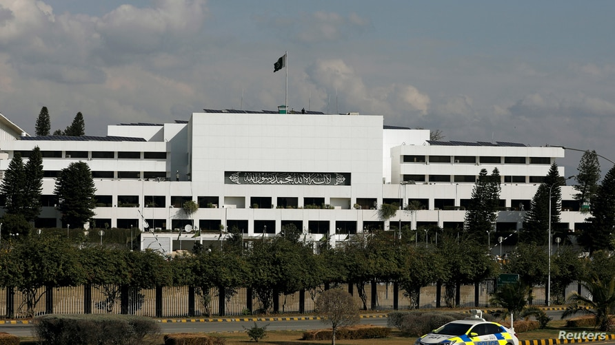 A general view of the Parliament building in Islamabad, Pakistan January 23, 2019. REUTERS/Akhtar Soomro