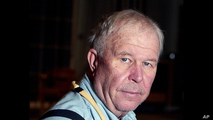 FILE - American actor Ned Beatty is seen in a Oct 30, 2003, photo.