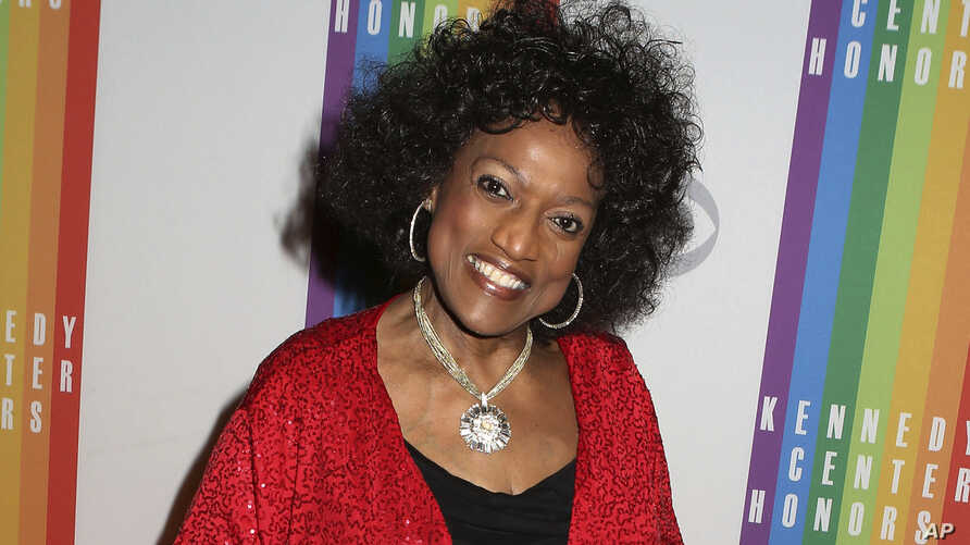 FILE - This Dec. 8, 2013, file photo shows Jessye Norman at the 2013 Kennedy Center Honors at the Kennedy Center for the…