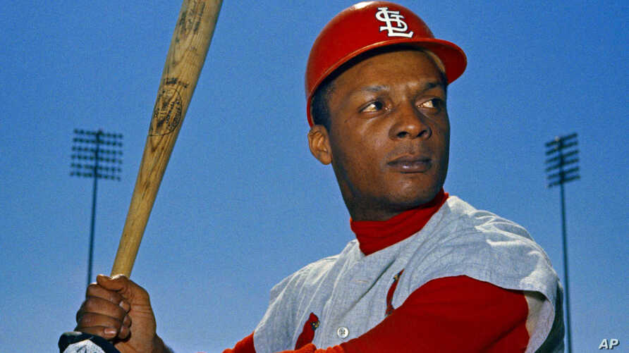 File-This 1968 file photo shows St. Louis Cardinals outfielder Curt Flood. Flood set off the free-agent revolution 50 years ago…