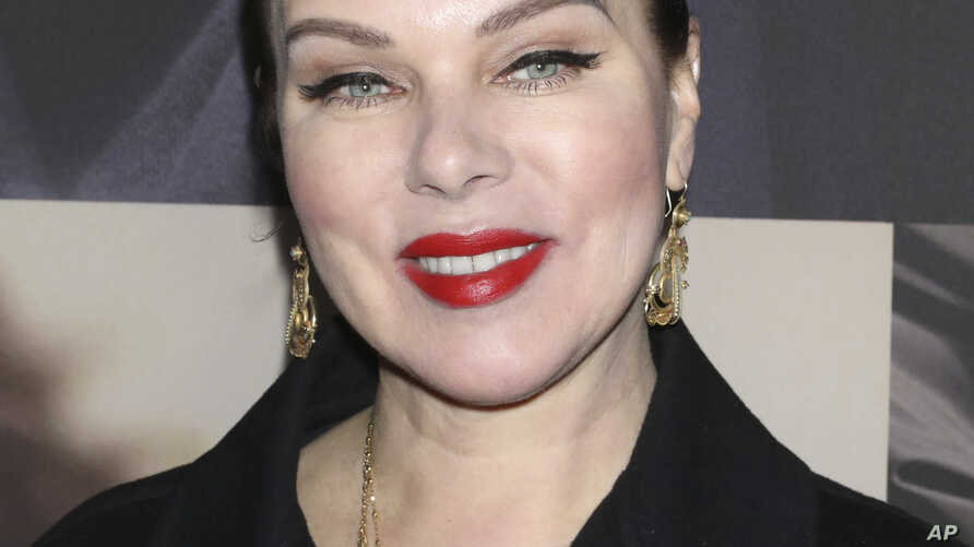 """Debi Mazar attends the Broadway opening night of """"West Side Story"""" at The Broadway Theatre on Thursday, Feb. 20, 2020, in New…"""